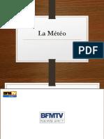 Powerpoint la meteo( enseigner la meteo aux eleves)