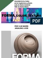 Forma Textura Color