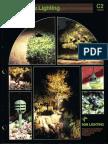 Kim Lighting Landscape Lighting Catalog 1992