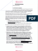 Schiff Memo on FBI Surveillance
