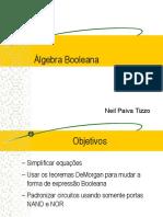 03 Algebra Booleana