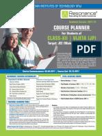 (495) Vijeta Jp Course Planner
