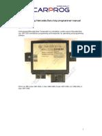 CARPROG MB Key Programmer Manual (1)