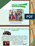 Importancia Del Trabajador en La Seguridad Minera