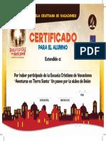 Certificado Niños EVC 2018-PRINT