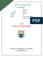 Acad Lab Manual
