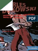 Secuelas de Una Larguisima Nota de Rechazo - Charles Bukowski