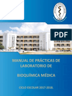 Manual de Prácticas de Bqm 2017
