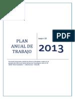 Plan Anual de Trabajo Crt 2