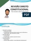 Revisão Constitucional