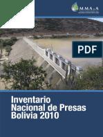 Inventario Nacional de Presas