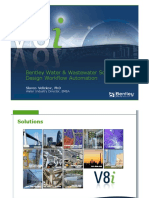 d5 - Design Workflow With Bentley Water Software