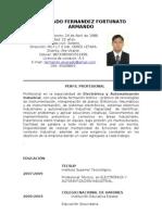 CV Alvarado Fernandez Fortunato