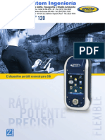 Catalogo Mobile Mapper 120