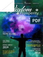 Wisdom and Prosperity January 2018