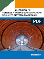 Impermeabilizacion de Tuneles