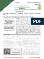 2 Vol. 4 Issue 12 December 2013 IJPSR 1114 Paper 2