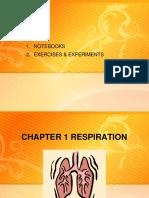 c1 Respiration
