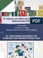 TDAH-Pedagogica