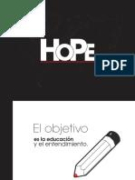 1 Sistema HOPE Presentación