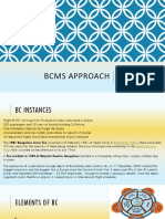 Bcms Approach Isaca