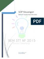 SOP Keuangan 2015