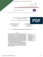 1. Empuje Dinámico en Estructuras de Retención Con Inclusión Compresible