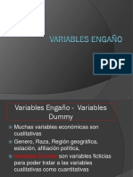 Variables Engaño.ppt