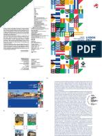 Pagela Diptica Lisboa 2017 Capital Ibero Americana Cultura 06 Dez 2016
