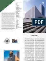 Pagela Diptica Antonio Guterrres Secretario Gera n Unidas 15 Dez 2016