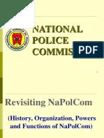 The Napolcom