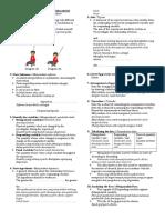 Steps in Scientific Investigation
