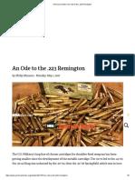 Nra 223 Remington
