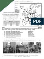 96.. Pregatire Bac. Asezarile Si Harta Politica Europa