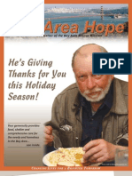Winter 2005 Bay Area Hope Newsletter, Bay Area Rescue Mission