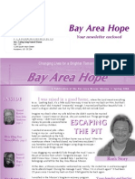 Spring 2006 Bay Area Hope Newsletter, Bay Area Rescue Mission