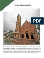 Basilica Minore de Nuestra Señora de Piat