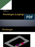 6 Pengulangan Java