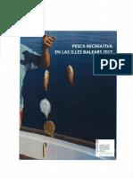 Pesca Recreativa 2017