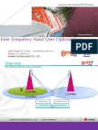 Inter Frequency Handover Optimization Report-Coverage Based