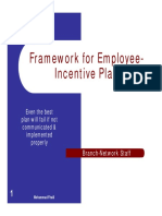 Framework for Employee-Incentive Plan