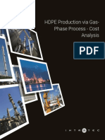 IntraTec HDPE process economics