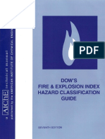 Dow´s Fire & Explosion Index.pdf