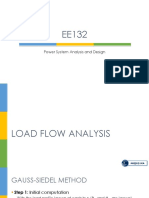 8. Load Flow Analysis