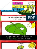 The Very Hungry Caterpillar Powerpoint