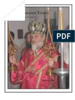 Autumn 2007 Orthodox Vision Newsletter, Diocese of the West