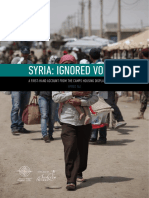 Syria Ignored Voices