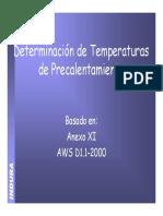 Precalentamiento AWS D.1. 1. INDURA.pdf