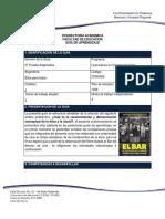 Prueba Diagnóstica - 2018-I