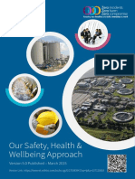 Our Safety Health Wellbeing Approach March1 2015